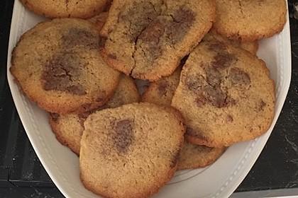 American Cookies wie bei Subway 71