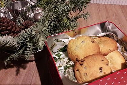 American Cookies wie bei Subway 50