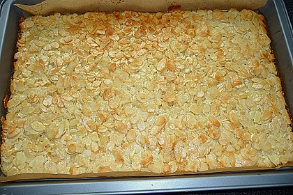 Butter - Mandel - Kuchen `ratzfatz` 1