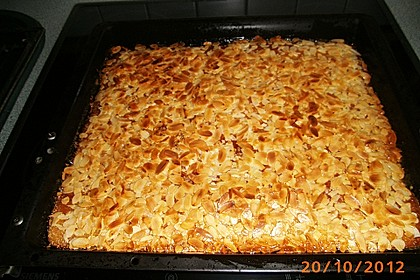 Butter - Mandel - Kuchen `ratzfatz` 2