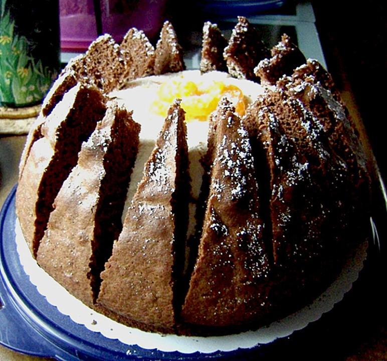 Kilimandscharo Torte