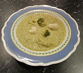 Blumenkohl - Brokkoli - Suppe