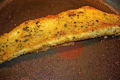 Zanderfilet mit Parmesan - Kräuterkruste 7