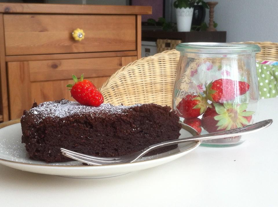 Französischer Schokoladenkuchen (Rezept Mit Bild) | Chefkoch.De