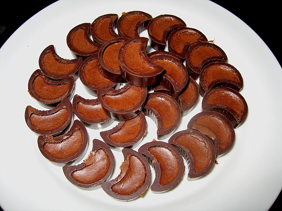 mousse au chocolat pralinen rezept mit bild von leckerschmecker123. Black Bedroom Furniture Sets. Home Design Ideas
