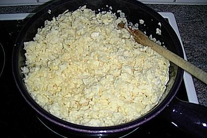 Kürbis - Käse - Fondue 9