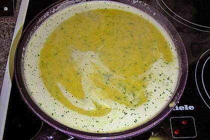 Kürbis - Käse - Fondue 1