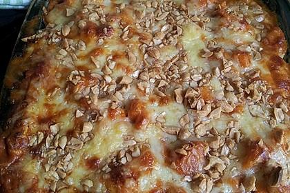 Süßkartoffel - Hähnchen - Auflauf 21