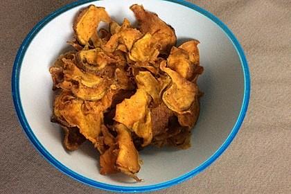 Süßkartoffel - Chips 13
