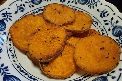 Süßkartoffel - Chips 7
