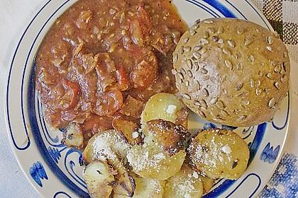Spanische Bratkartoffeln 1