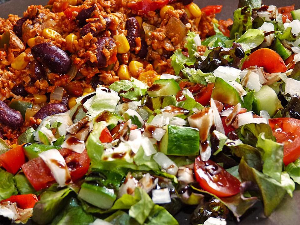 lollo rosso salat mit gurke und tomaten rezept mit bild. Black Bedroom Furniture Sets. Home Design Ideas