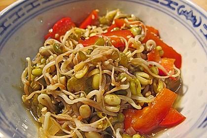 Mungosprossen - Salat 0
