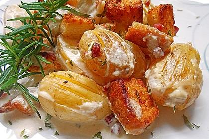 Schwedische Kartoffeln 2