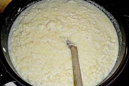 Käsefondue mit dreierlei Käse 0