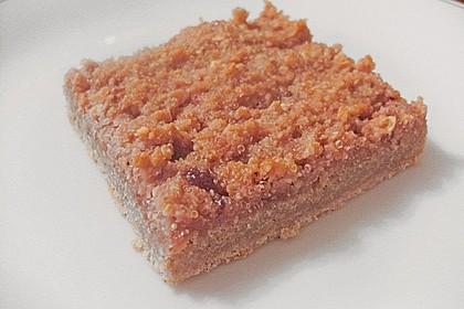 Süße Amaranth - Schnitten 2