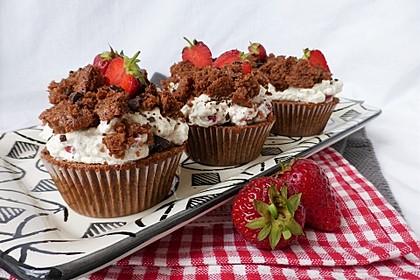 Maulwurf - Muffins 2