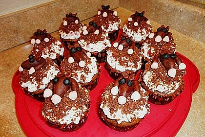 Maulwurf - Muffins 36