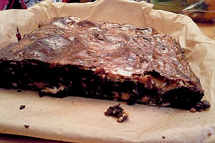 Dulce de leche - Brownies 17