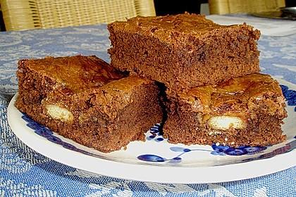 Dulce de leche - Brownies 7