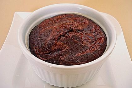 Dulce de leche - Brownies 2