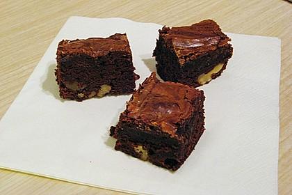 Dulce de leche - Brownies 5