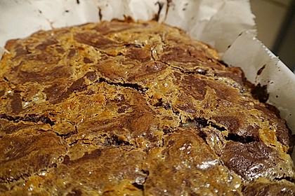 Dulce de leche - Brownies 25