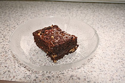 Dulce de leche - Brownies 10