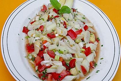 Spargel mit Tomatensalsa 2