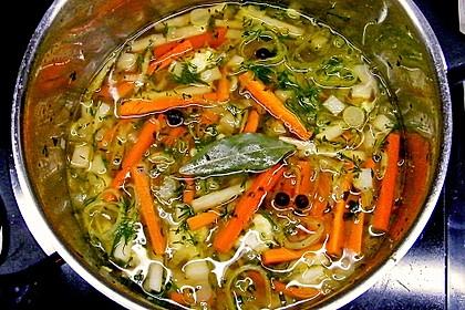 Fischsuppe mit Wurzelgemüse 6
