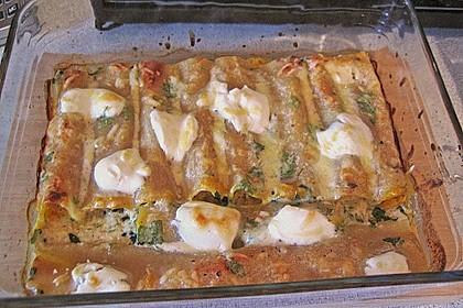 Kürbis - Cannelloni 2