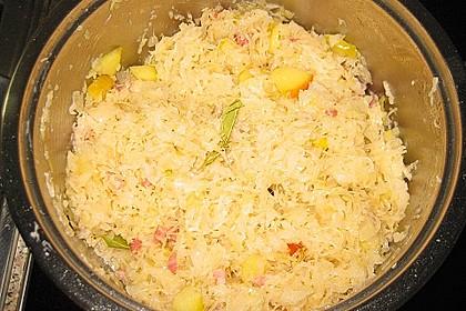 Sauerkraut 12