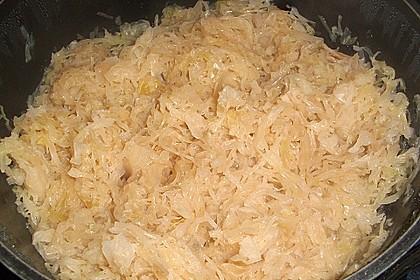 Sauerkraut 5