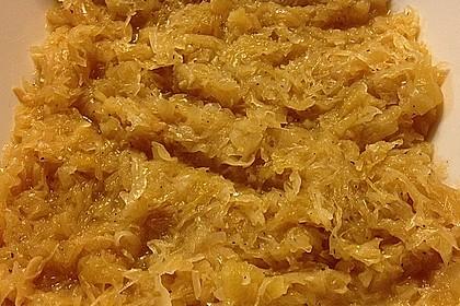 Sauerkraut 2
