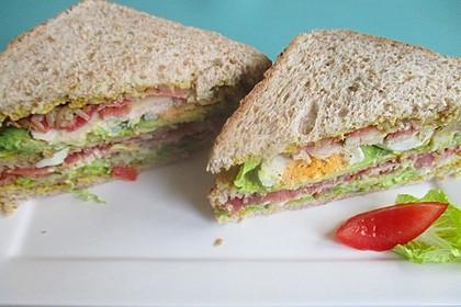 Club - Sandwich