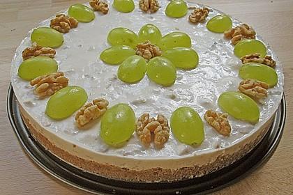 Joghurt - Honig - Nuss - Torte