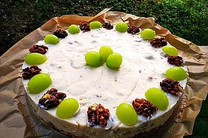 Joghurt - Honig - Nuss - Torte 1