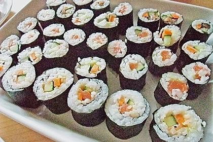 Maki - Sushi für Anfänger und Genießer 9