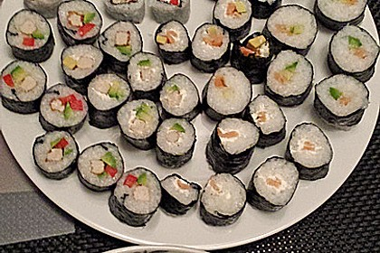 Maki - Sushi für Anfänger und Genießer 10