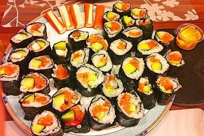 Maki - Sushi für Anfänger und Genießer 20