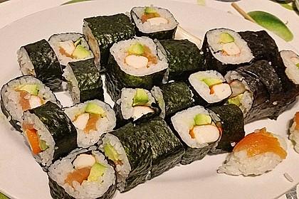 Maki - Sushi für Anfänger und Genießer 15