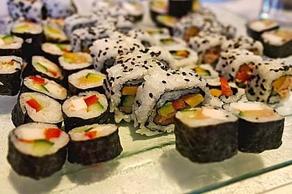 Maki - Sushi für Anfänger und Genießer 3