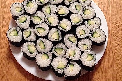 Maki - Sushi für Anfänger und Genießer 5