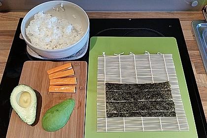 Maki - Sushi für Anfänger und Genießer 8