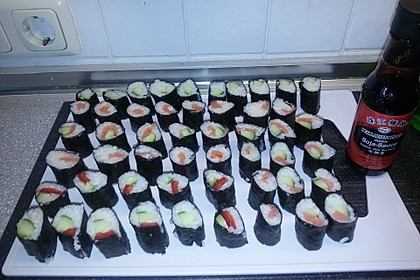 Maki - Sushi für Anfänger und Genießer 17