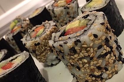 Maki - Sushi für Anfänger und Genießer 4