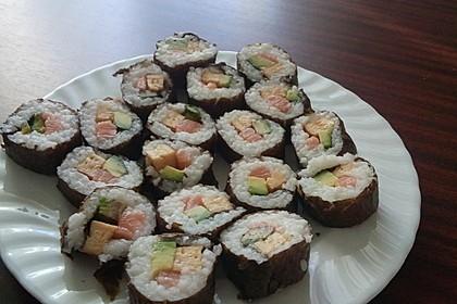 Maki - Sushi für Anfänger und Genießer 11