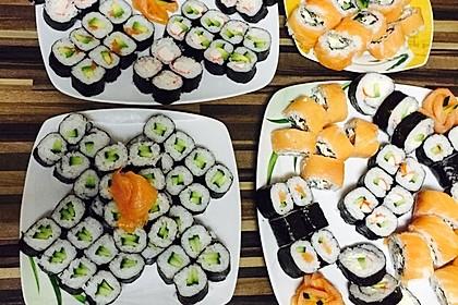 Maki - Sushi für Anfänger und Genießer 1