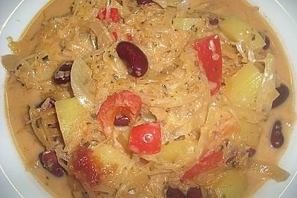 Feuriger Sauerkraut - Eintopf 22