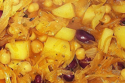 Feuriger Sauerkraut - Eintopf 8